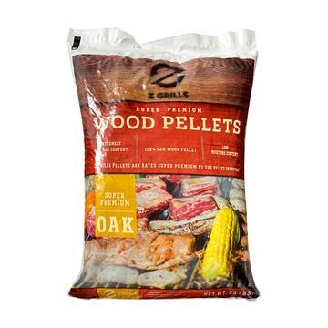 Zgrills oak wood pellets